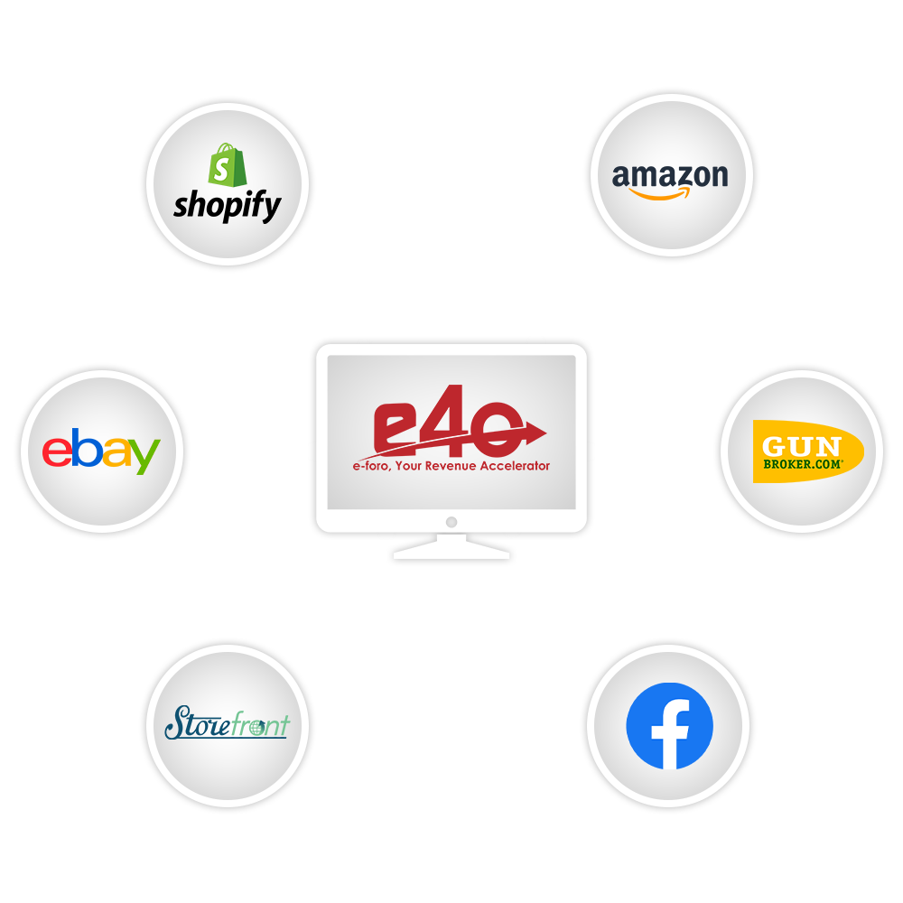 Manage all your online retail from one place!